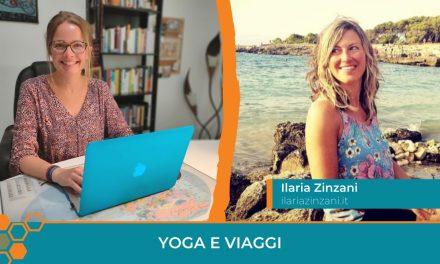 Da accompagnatrice a organizzatrice di ritiri Yoga: la storia di Ilaria