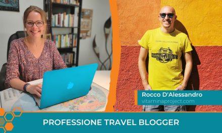 Lavorare come Travel Blogger: intervista a Rocco D'Alessandro