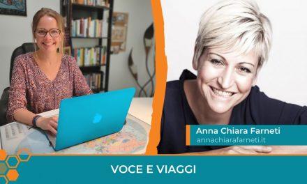 Il viaggio esperienziale come strumento per vivere emozioni: la testimonianza di Anna Chiara Farneti