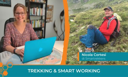 Trekking & smart working con Nicola Cortesi